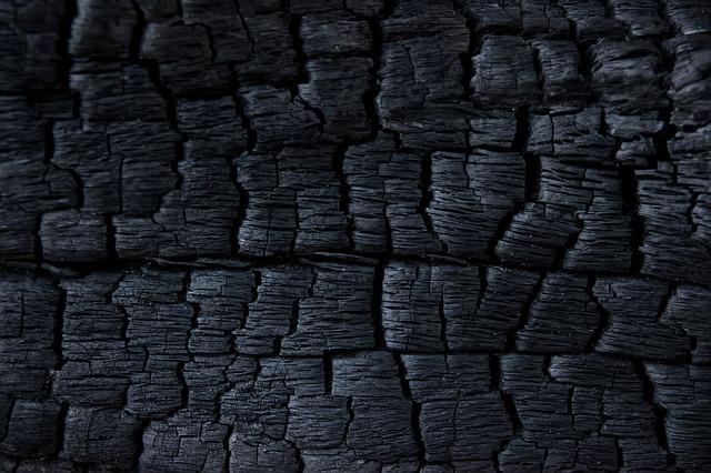 struktura uhlí